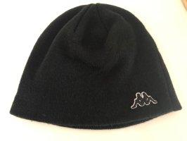 Kappa Sombrero de tela negro-blanco