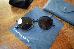 Kapten & Son Glasses black
