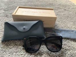 Kapten & Son Gafas de sol cuadradas negro