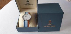 Kapten & Son Reloj digital azul