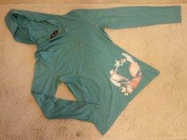 Kapuzen-Shirt mit süßem Print