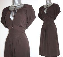 KAREN MILLEN Vestido línea A marrón