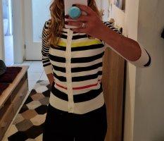 KAREN MILLEN Fine Knit Jumper multicolored