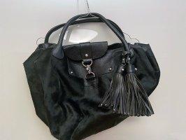 Karen Millen super-außergewöhnliche Tasche aus Kuhleder-/fell