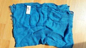 H&M Chal veraniego azul aciano