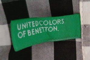 Karierte Benetton Bluse