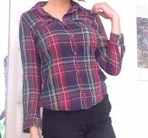 FB Sister Geruite blouse veelkleurig