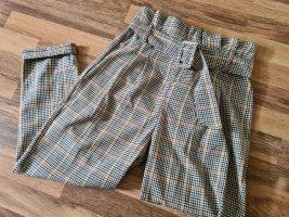 Bershka Pantalon à pinces multicolore
