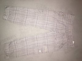 AWG Mode 7/8 Length Trousers grey