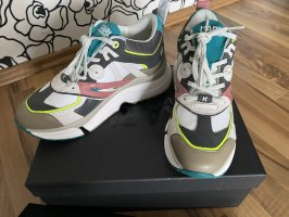 Karl Lagerfeld Platform Trainers multicolored