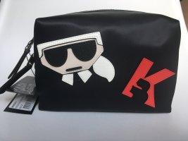 Karl Lagerfeld NEU Kozmetiktasche/ Kulturtasche