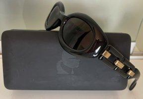 Karl Lagerfeld Owalne okulary przeciwsłoneczne Wielokolorowy