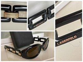 Karl Lagerfeld Oval Sunglasses multicolored