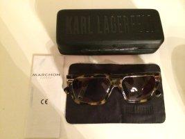 Karl Lagerfeld Sonnenbrille Horn KL784S