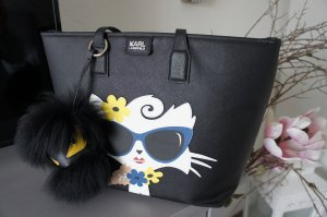 Karl Lagerfeld Shopper noir