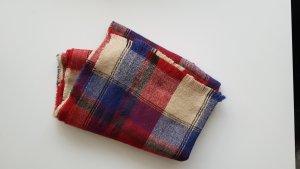 Wollen sjaal veelkleurig