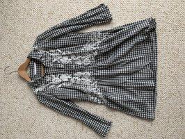 Karriertes Kleid Zara