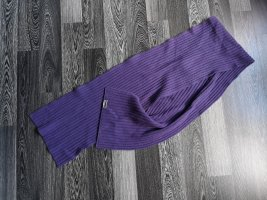 Karstadt Sciarpa in cashmere viola scuro