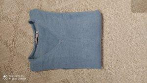 Adagio Kaszmirowy sweter błękitny