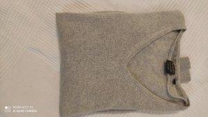 Adagio Sudadera de cachemir gris