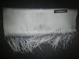 Cashmere Écharpe en cachemire gris cachemire