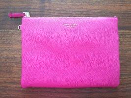 Kate Spade Clutch in Pink/Magenta 25 x 18 cm neuwertig!