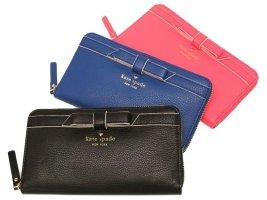 Kate Spade Ribbon long wallet
