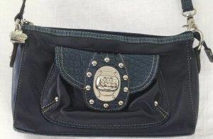 Kathy van Zeeland Shoulder Bag blue