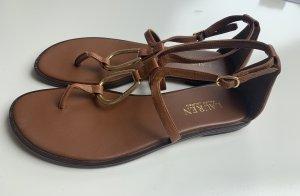 Kaum getragen - Zehen- Sandalen von Ralph Lauren