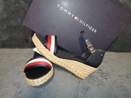 Keilabsatz sandale von Tommy Hilfiger