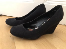 Keilabsatz-Schuh