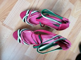 Wedge Pumps multicolored