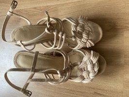Keilabsatz Schuhe H&M