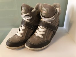 s.Oliver Wedge Sneaker multicolored