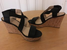 AF Wedge Sandals dark blue