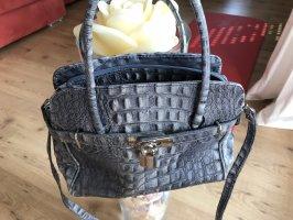 aus Italien Carry Bag grey