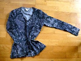 KENAR 100% Cashmere Pullover M Paisley Kaschmir