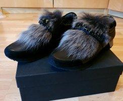 KENNEL & SCHMENGER - Damen - Sneaker - Slipper - Fell - Gr. 42