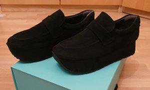 KENNEL & SCHMENGER - Damen - Sneaker - Slipper - schwarz - Gr. 43