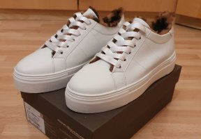 KENNEL & SCHMENGER - Damen - Sneaker - weiß - Gr. 40,5 (UK 7,5)