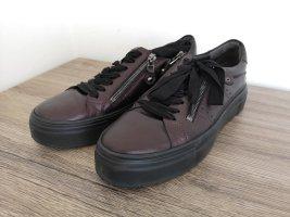 Kennel&Schmenger Sneaker 'BIG', Gr. 40, dunkellila Leder