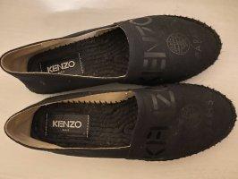 Kenzo Espadrille Sandals black