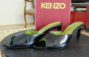 Kenzo Peeptoe-Pumps Gr. 38,5