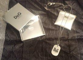 Kette + Anhänger, D&G, Dolce & Gabbana