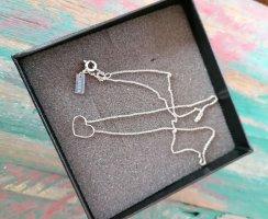 Anna Inspiring Jewellery Catena d'argento argento