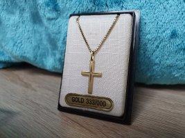 Gold Chain gold-colored-silver-colored