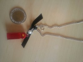 Claires Necklace red