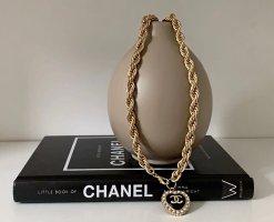Chanel Chaîne à maillons multicolore