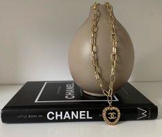 Chanel Schakelketting veelkleurig