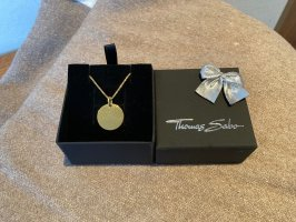 Thomas Sabo Necklace gold-colored